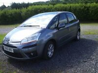 IMMACULATE LOW MILEAGE PICASSO C4 CITROEN