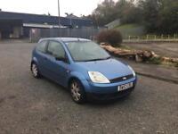 2003(53)Ford Fiesta 1.4 TDCI £30 A Year Tax Cheap Car + Not Audi VW Golf