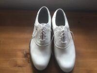 Footjoy Classic Golf Shoes.