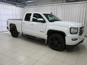 2017 GMC Sierra ELEVATION 4X4 4DR 6PASS