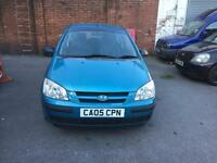 Hyundai Getz 1.1 GSi 3dr NEW-CLUTCH