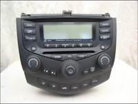 Honda Accord CD player 2004-2007