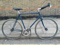 Fast and lightweight Reynolds 531 Singlespeed/Fixie bike