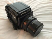 Mamiya RZ67 Pro w/ Mamiya Sekor 90mm 1:3.5 Lens - Excellent