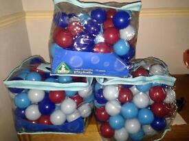ELC play balls
