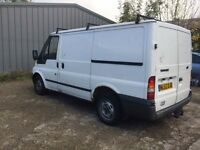 Ford transit swb MOT September 17