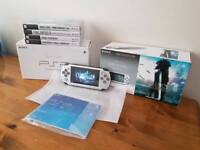Sony psp final fantasy limited edition