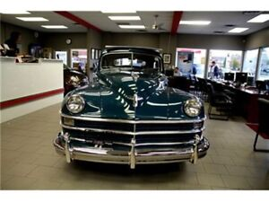 1946 Chrysler New Yorker Extremely Clean AND Rare Vehicle! Must
