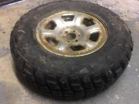 Kumho KL71 tyre brand new