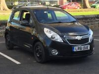 2012 CHEVROLET SPARK 1.2 LT * 5 DOOR * LONG MOT * SERVICE HISTORY * PART EX * DELIVERY * FINANCE *