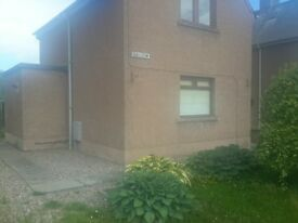 2 Bedroomed semi detached house in Brechin