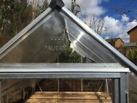 Greenhouse (Palram 6ftx8ft)