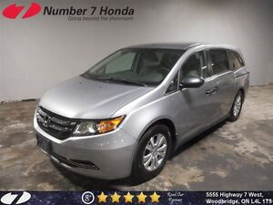 2016 Honda Odyssey SE| Backup Cam, Bluetooth, Extra Wheels Set!