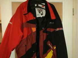 Motorcycle Honda paddock jacket