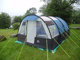 Tunnel Tent sleep 4
