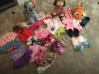 Amazing Build a bear collection