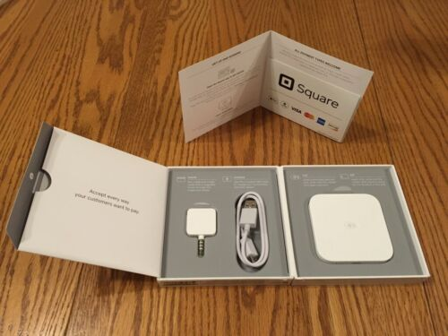 Square Contactless Credit Card and Chip Reader + Magnetic Swipe Magstripe S8