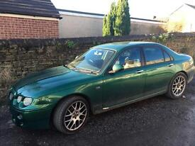 Rover MG ZT 1.8 Ltr turbo