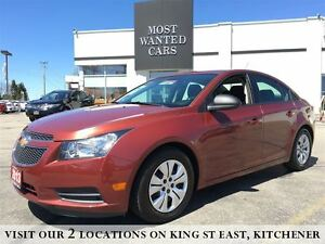 2013 Chevrolet Cruze LS | KEYLESS | ABS | LEASE RETURN