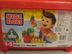 Mega Bloks by ELC