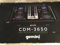Gemini cdm 3650