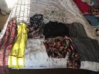 ladies clothes bundle 8&10