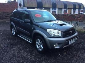 Toyota rav 4 d4d 2.0 diesel 4x4 53 Reg reduced price to £2295 great driver long mot