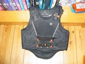 HORSE RIDING - BODY PROTECTOR - SIZE REGULAR - CHAMPION EVO-FLEX - EXCELLENT CONDITION !!