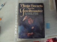 Ninja Secrets from the Grandmaster-Dr Masaaki Hatsumi & Stephen K Hayes