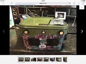 Ultimate Bivvy Charge Box Camo