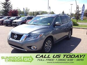 2015 Nissan Pathfinder PATHFINDER SV LOW MILEAGE, PRICED TO SELL