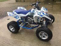Suzuki Ltr 450 . Same as banshee Trx yfz