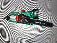 Electric Chainsaw new condition