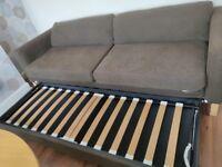 Karlstad 3 seat sofa bed
