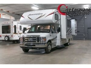 2018 Forest River Sunseeker 2500 3 extensions  RV / VR Classe C