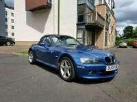 BMW Z3 2.2 straight 6 sport