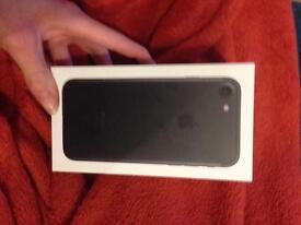 iPhone 7- 32gb