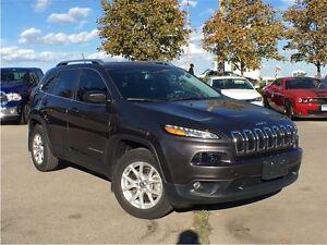 2015 Jeep Cherokee NORTH**REMOTE STARTER**HEATED SEATS**