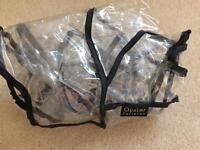 Oyster Carrycot raincover