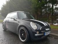 Sep 2002 MINI Hatch COPPER 1.6 PETROL EXCELLENT CONDITION MARCH 2019 LOOKS AND DRIVERS FIRST CLASS!