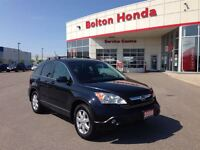 2008 Honda CR-V EX-L, One owner, AWD, Leather