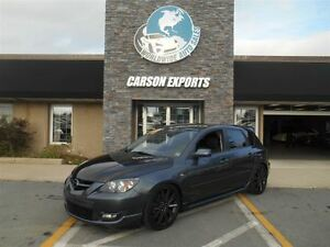 2008 Mazda Mazdaspeed3 LOOK!  FINANCING AVAILABLE