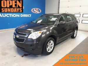 2013 Chevrolet Equinox LS ALLOYS! FINANCE NOW!