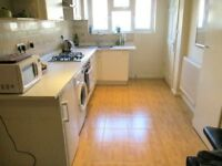 AMAZING NEWLY RENOVATED 1 BEDROOM GROUND FLOOR FLAT JUST 2 MINS WALK TO ZONE 3 TUBE & 24 HOUR BUSES
