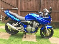 04 SUZUKI GSF600 BANDIT 20K LAST OWNED 5 YRS BARGAIN £1395