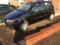 Fiat punto 51 plate