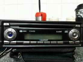 Blaupunkt car stereo CD player
