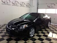 2010 Nissan Altima 2.5 S/COUPE/SUNROOF/ALLOY-RIMS/