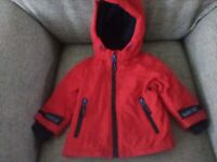 Marks and Spencers Red anorak