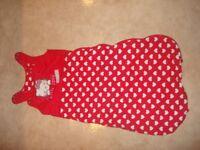 Hello Kitty Sleeping bag size 12-18 months